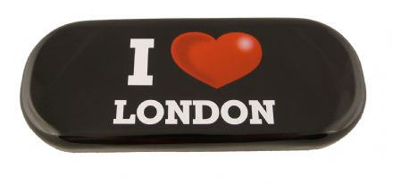 Glasses Case, I Love London